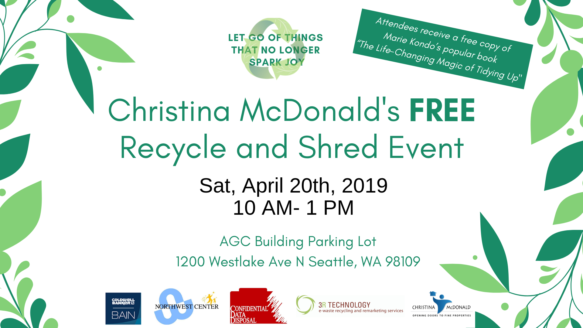 Recycle and Shred Event 2019 | Christina McDonald